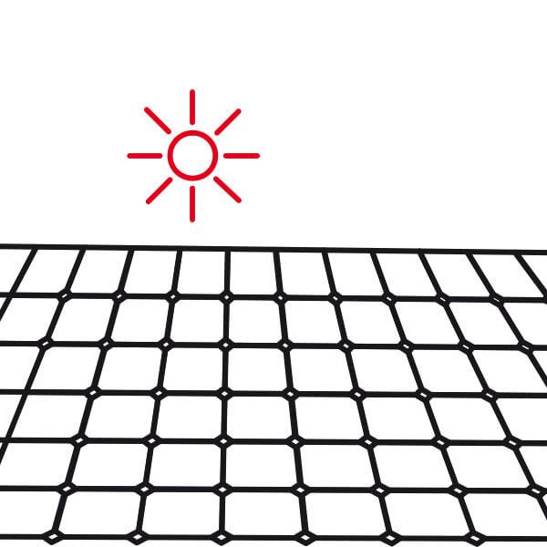 Pictogramm énergie solaire