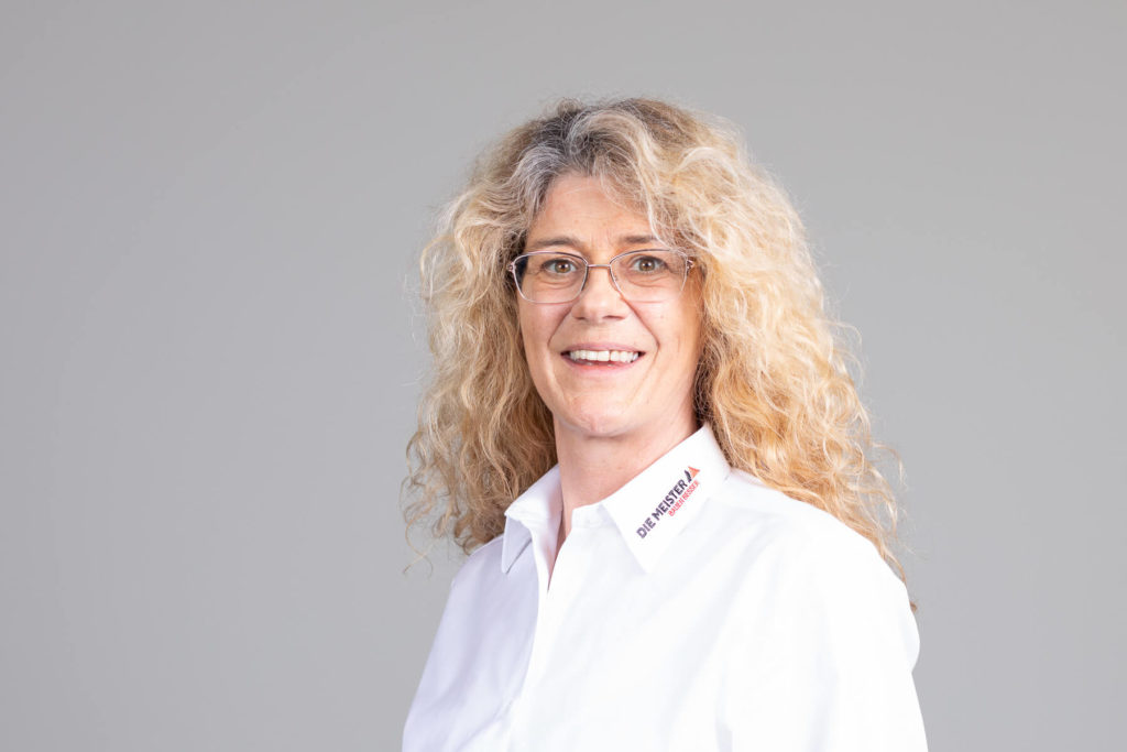 Mitarbeiterin Eliane Burkia