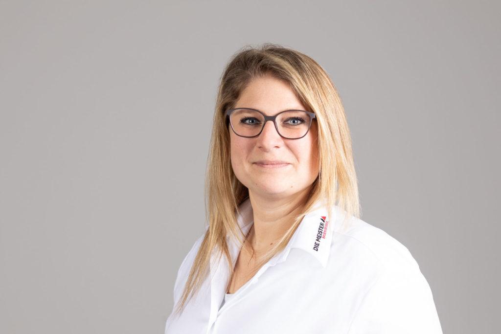 Mitarbeiterin Nadine Ruch